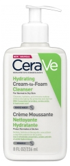 CeraVe Foaming Moisturizing Face Wash 236ml