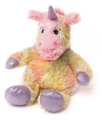 Soframar Cozy Junior Cuddly Toys Warmer Rainbow Unicorn