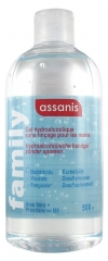 Assanis Family Gel Hydroalcoolique 500 ml