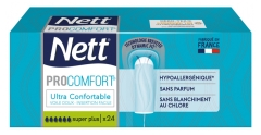 Nett ProComfort 24 Tampons Super Plus