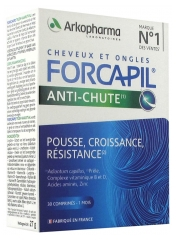 Arkopharma Forcapil Anti-Fall 30 Tabletten