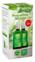 Weleda Slimness Massage Oil with Birch 2 x 100ml