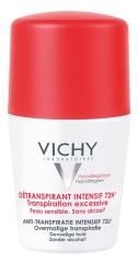Vichy Détranspirant Intensif 72H Transpiration Excessive 50 ml
