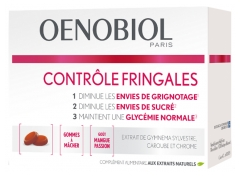 Oenobiol Slimness Cravings Control 50 Gums to Chew