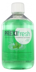 Laboratoire X.O Enjuague Bucal con Sabor a Menta de Prexifresh 500 ml