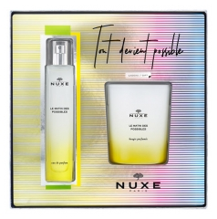 Nuxe Le Matin des Possibles Eau de Parfum 50ml + Fragranced Candle Offered