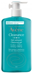 Avène Cleanance Gel Cleanser 400ml
