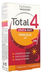 Nutreov Total 4 Day and Night 15 Capsules and 15 Tablets