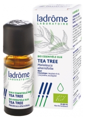 Ladrôme Organic Essential Oil Tea Tree (Melaleuca alternifolia) 10ml