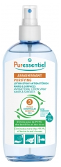 Puressentiel Purificante Loción Spray Antibacteriano Manos & Superficies con 3 Aceites Esenciales 250 ml