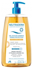 Neutraderm Dermo-Protect Extra Rich Shower Gel 1L