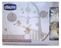 Chicco My Sweet Comforter 0 Month and +