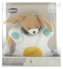 Chicco My Sweet Doudou Bunny Hand Puppet 0 Months and +