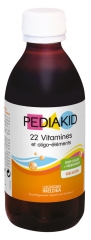 Pediakid 22 Vitamins & Trace Elements Family Size 250ml