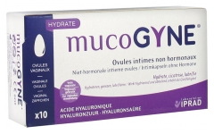 Mucogyne Ovules Intimes Non Hormonaux 10 Ovules