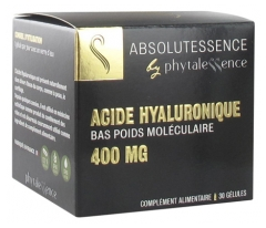 Phytalessence Acide Hyaluronique 400 mg 30 Gélules