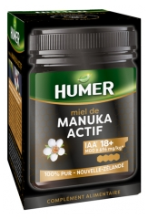 Humer Manuka Honey Active IAA 18+ 250g