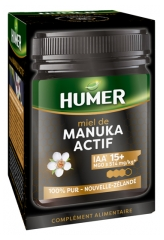 Humer Active Manuka Honey IAA 15+ 250g
