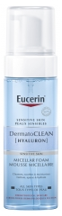 Eucerin DermatoCLEAN [HYALURON] Mousse Micellaire 150 ml