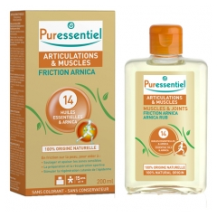 Puressentiel Articulations & Muscles Frictions Arnica 200 ml