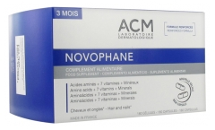 Laboratoire ACM Novophane 180 Vegetable Capsules