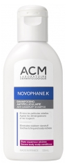 Laboratoire ACM Novophane.K Anti-Dandruff Shampoo 125ml