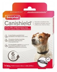 Beaphar Canishield Collier Petits et Moyens Chiens 1 Collier