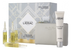 Lierac Cica-Filler Suero Reparador Anti-Arrugas 3 Viales x 10 ml + Crema Reparadora Anti-Arrugas 40 ml Disponible
