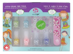 Suncoat Suncoatgirl Kit Vernis à Ongles à Base d'Eau Vegan