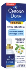 Laboratoires IPRAD ChronoDorm Flash Sublingual Spray 30ml