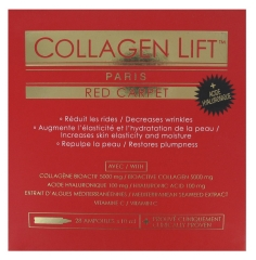Collagen Lift Red Carpet 28 Ampoules x 10 ml