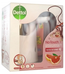 Dettol No-Touch Kit Pampelmuse
