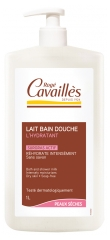 Rogé Cavaillès Moisturising Bath and Shower Milk Dry Skins 1L