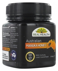 Real Health Manuka Honey NPA 20+ 250g