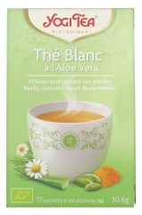 Yogi Tea White Tea with Aloe Vera 17 Sachets