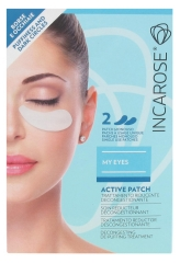 Incarose My Eyes Complex Hydrogel Active 2 Patchs