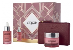 Lierac Supra Radiance Serum Detox Potenciador de Luminosidad 30 ml + Gel-Crema Renovadora Anti-Ox 50 ml de Regalo