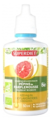 Super Diet Pépins de Pamplemousse + Pulpe et Écorce 400 mg Bio 50 ml