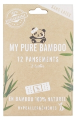 Denti Smile My Pure Bamboo 12 Bandages