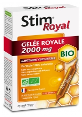 Nutreov Stim Royal Jalea Real 2000 mg Bio 20 Ampollas