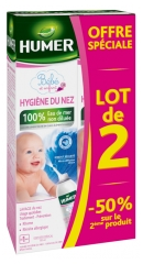 Humer Nasal Hygiene Baby and Child 2 x 150ml Special Offer