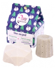 Lamazuna Set Shaving Duo