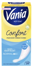 Vania Kotydia Confort Normal Fresh 28 Protège-Lingeries