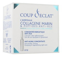 Coup d'Éclat Anti Aging Concentrate12 Phials