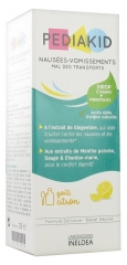 Pediakid Nausea-Vomiting Travel Sickness 125ml