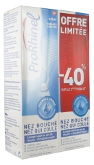 ProRhinel Spray Nasal Enfants/Adultes Lot de 2 x 100 ml