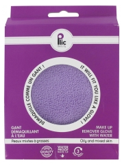 Plic Beauty Makeup Remover Glove With Water Oily and Mixed Skin