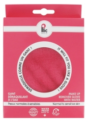 Plic Beauty Make-Up Remover Glove with Water Normal to Sensitive Skins