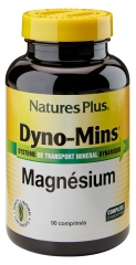 Natures Plus Dyno-Mins Magnesium 90 Tabletten