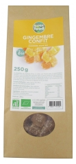 Exopharm Candied Ginger Organic 250g